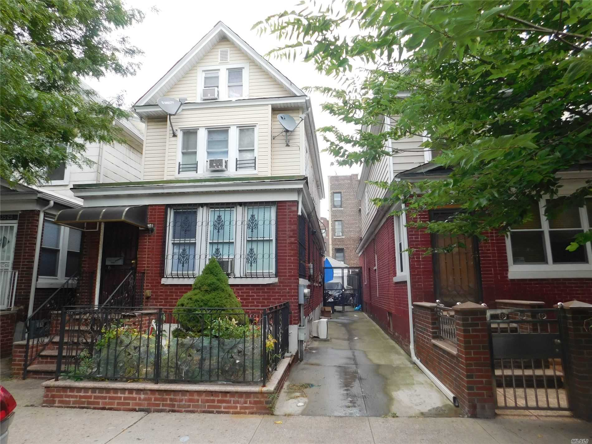 Property for sale at 3531 93 Street, Jackson Heights NY 11372, Jackson Heights,  New York 11372