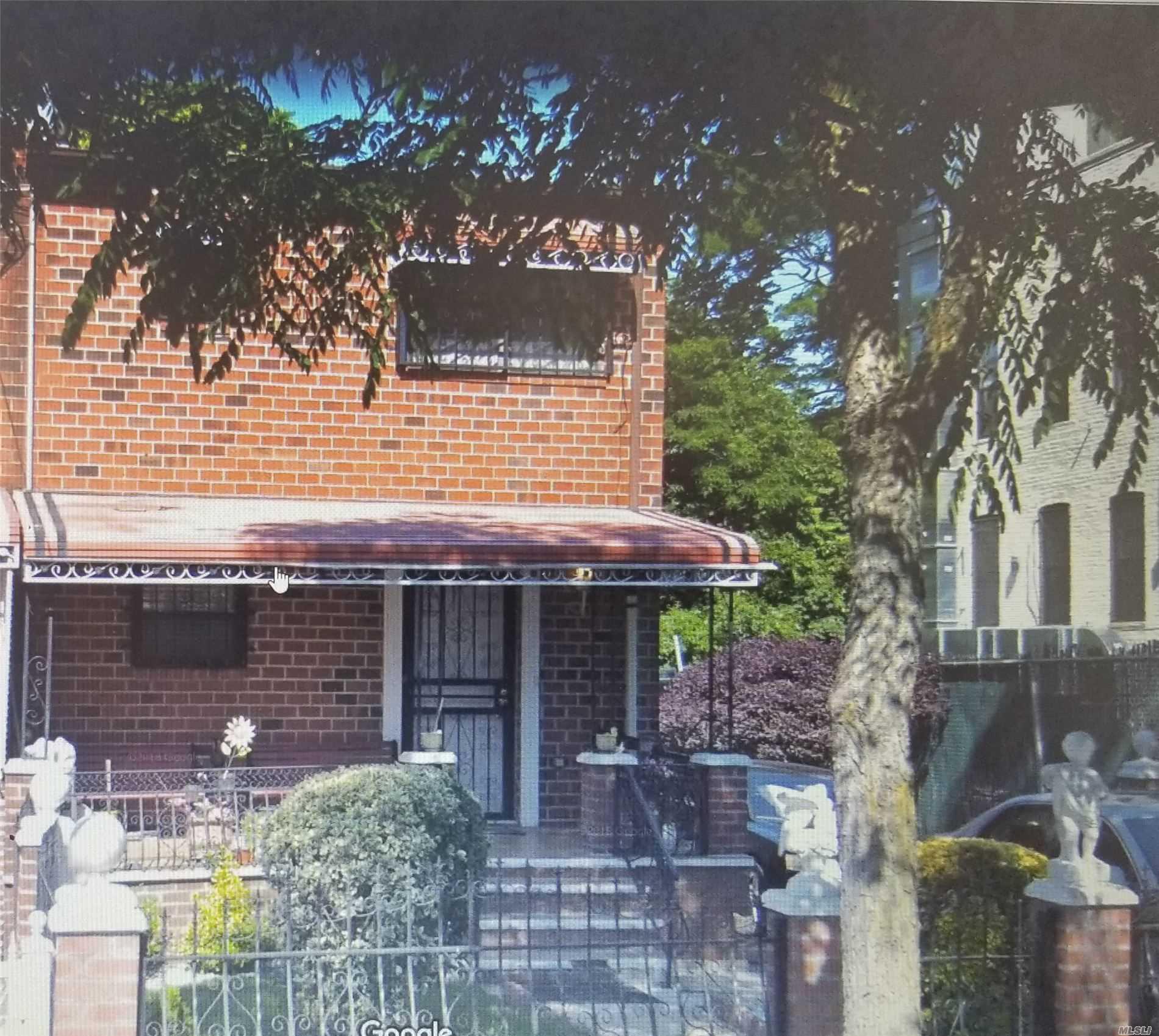 Single Family in Brooklyn - Hendrix Street  Brooklyn, NY 11207