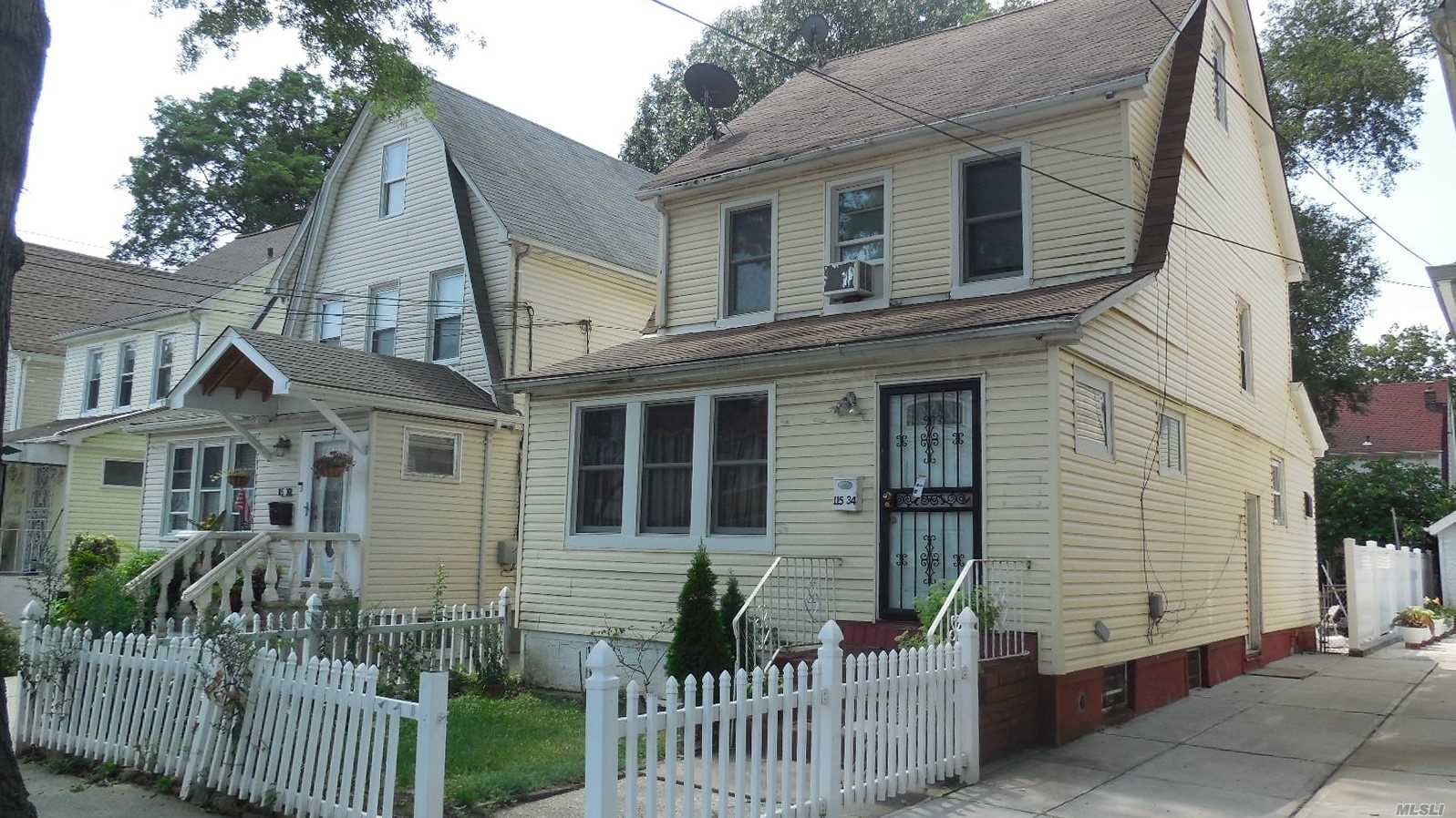 Property for sale at 115-34 198th Street, Jamaica NY 11412, Jamaica,  New York 11412
