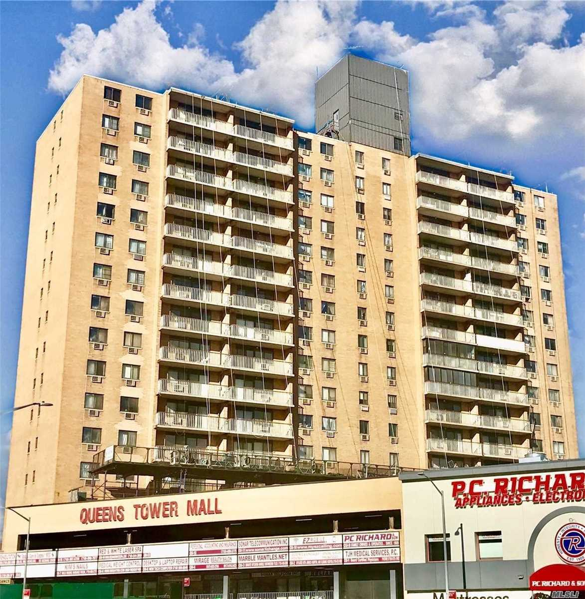 Property for sale at 92-29 Queens Blvd # 12C, Rego Park NY 11374, Rego Park,  New York 11374