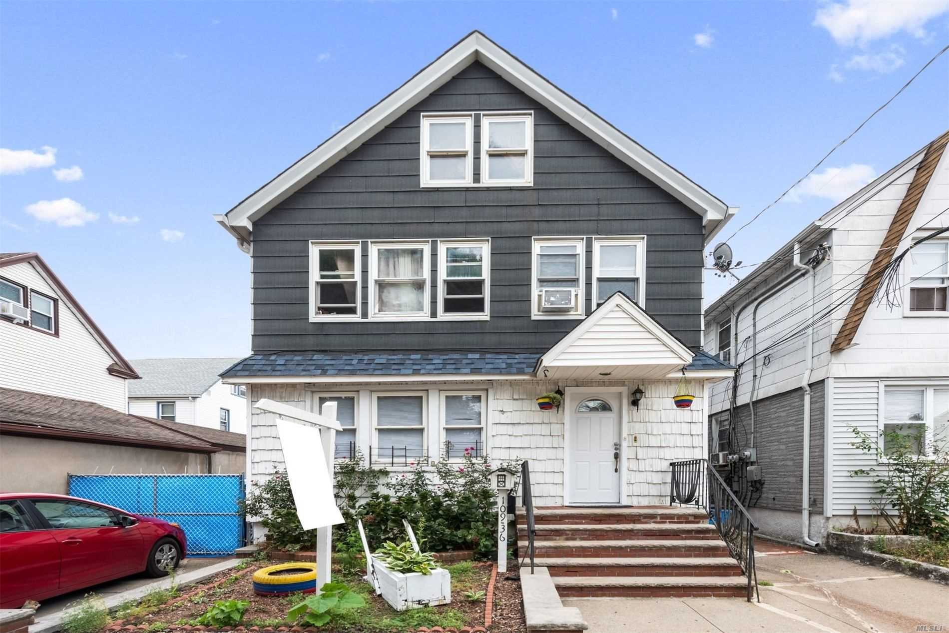 Property for sale at 109-36 97th Street, Ozone Park NY 11417, Ozone Park,  New York 11417