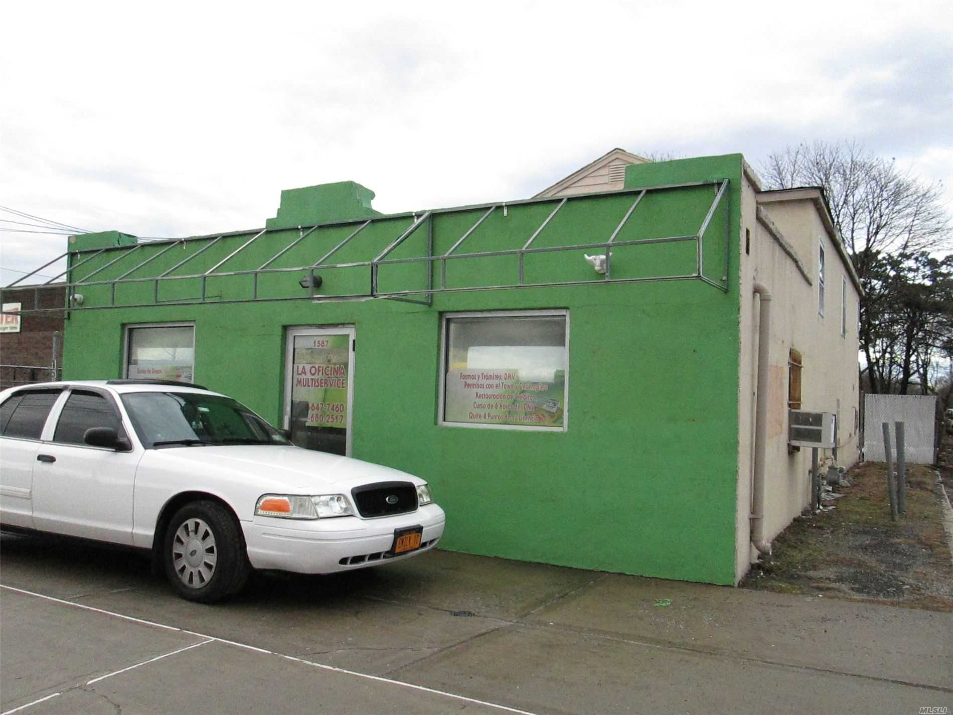 1587 5th Avenue, Bay Shore, New York 11706, ,Business Opportunity,For Sale,5th,3164506