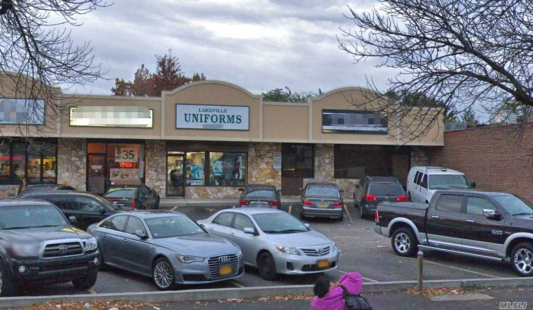 Business Opportunity in New Hyde Park - Union Turnpike  Nassau, NY 11040