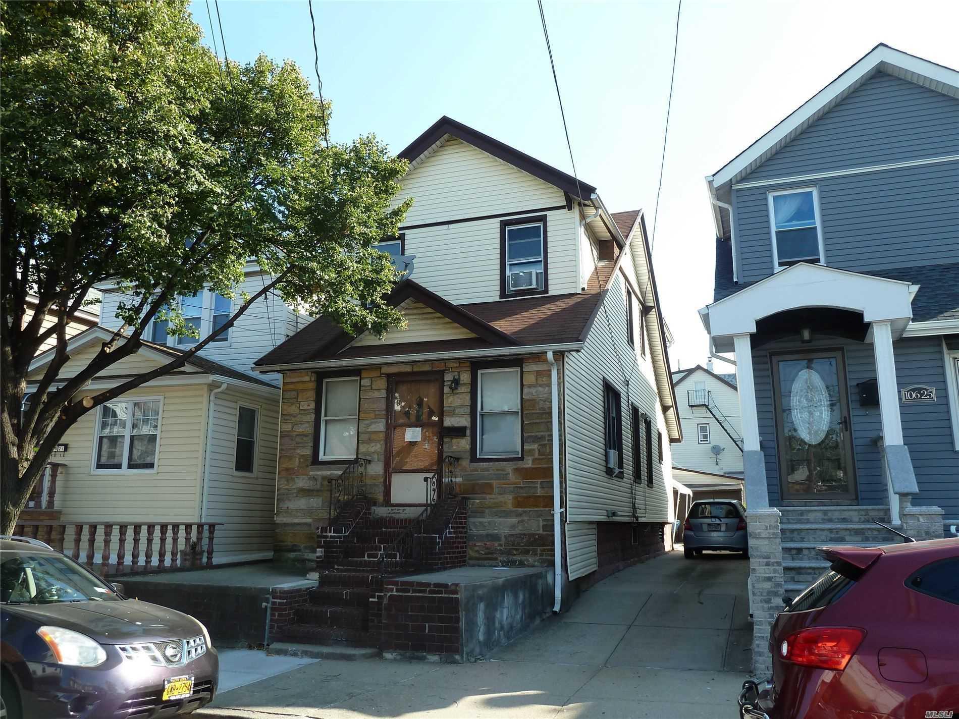 Property for sale at 106-23 95 Street, Ozone Park NY 11417, Ozone Park,  New York 11417