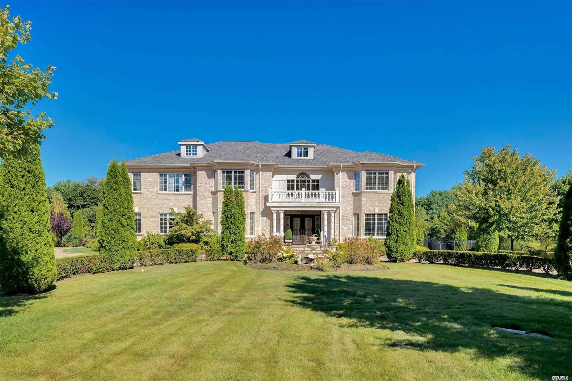 20 Cedar Brook Court, Old Brookville, New York 11545, 6 Bedrooms Bedrooms, ,5 BathroomsBathrooms,Residential,For Sale,Cedar Brook,3168320