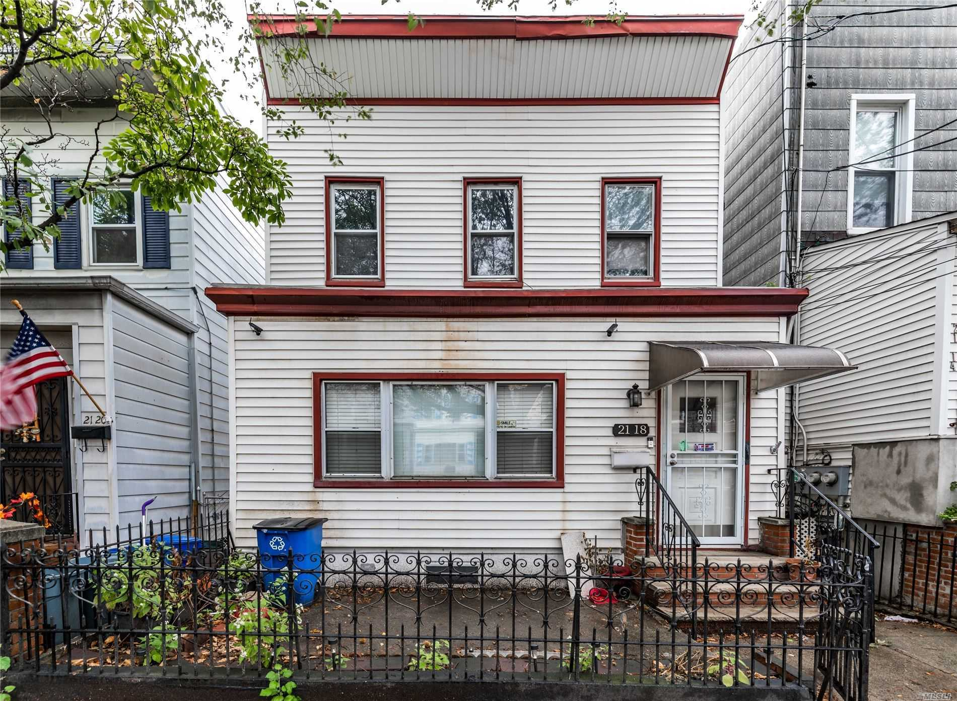 Property for sale at 21-18 41st Street, Astoria,  New York 11105