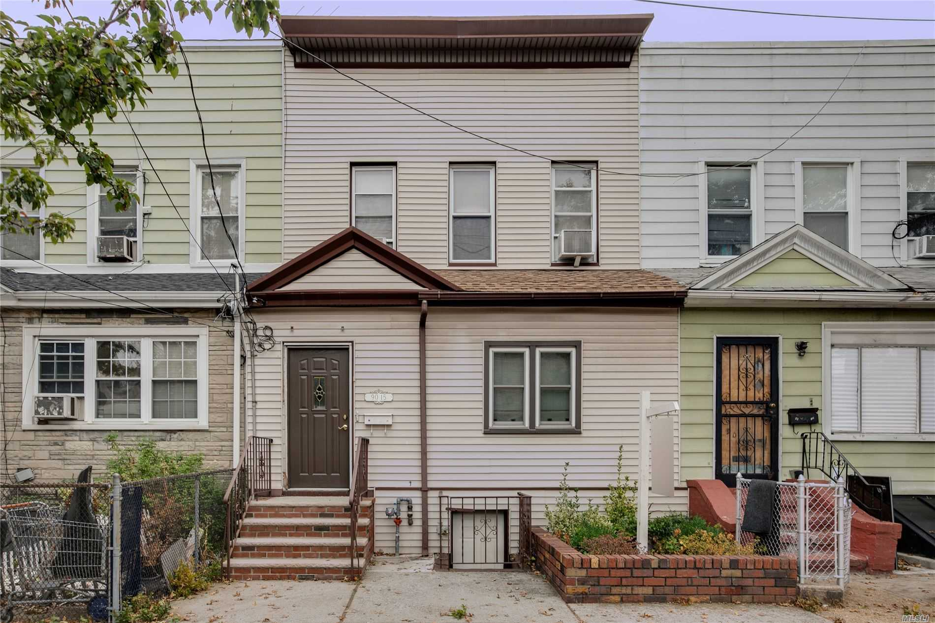 Property for sale at 90-15 102nd Street, Richmond Hill NY 11418, Richmond Hill,  New York 11418