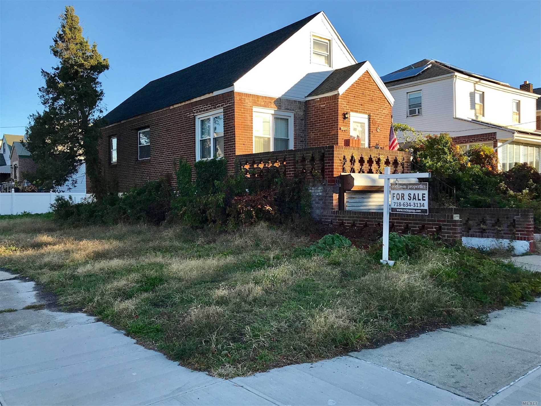 Property for sale at 126-18 Cronston Avenue, Rockaway Park NY 11694, Rockaway Park,  New York 11694