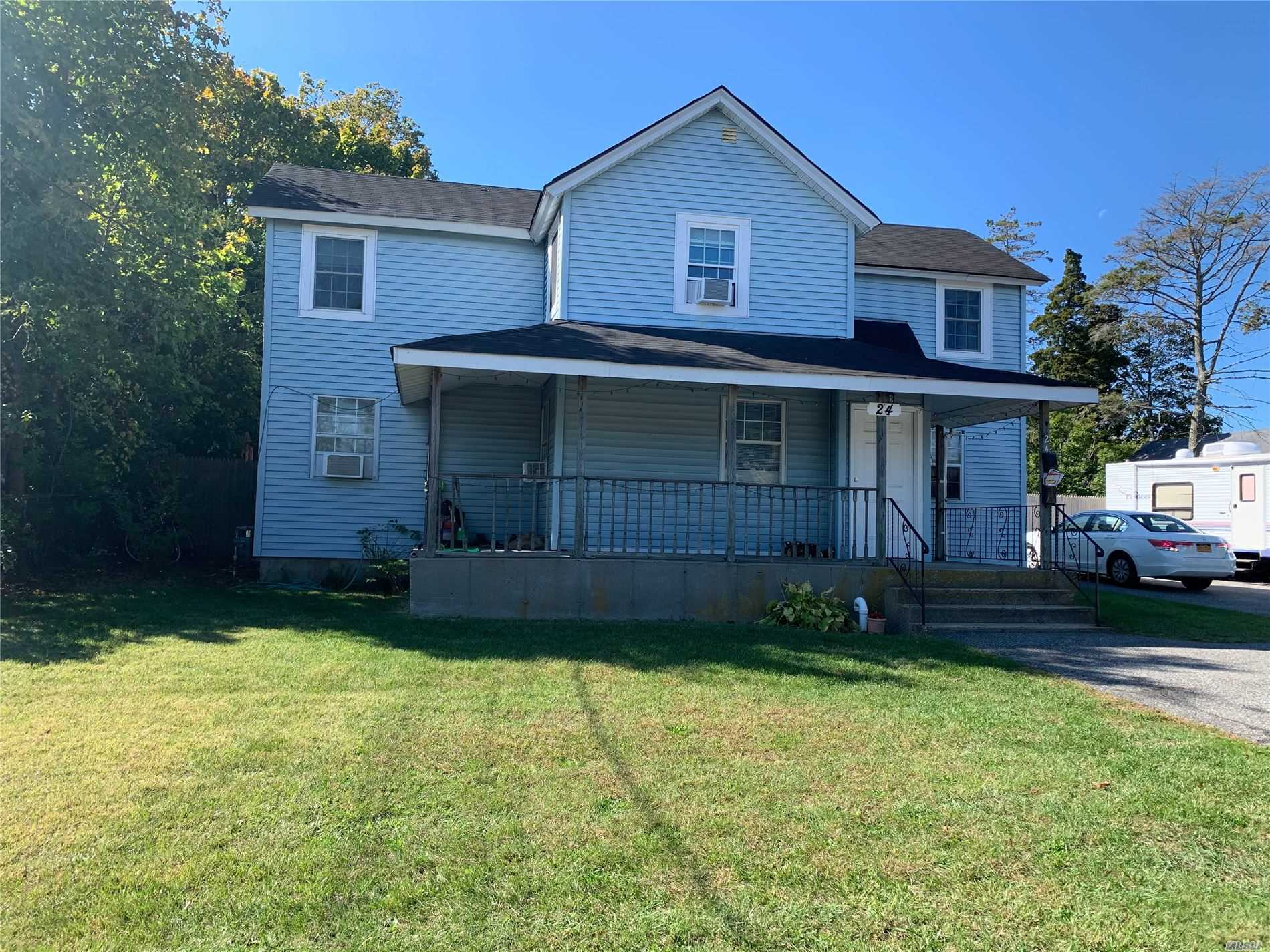 Property for sale at 24 Lakeview Avenue, Bay Shore NY 11706, Bay Shore,  New York 11706