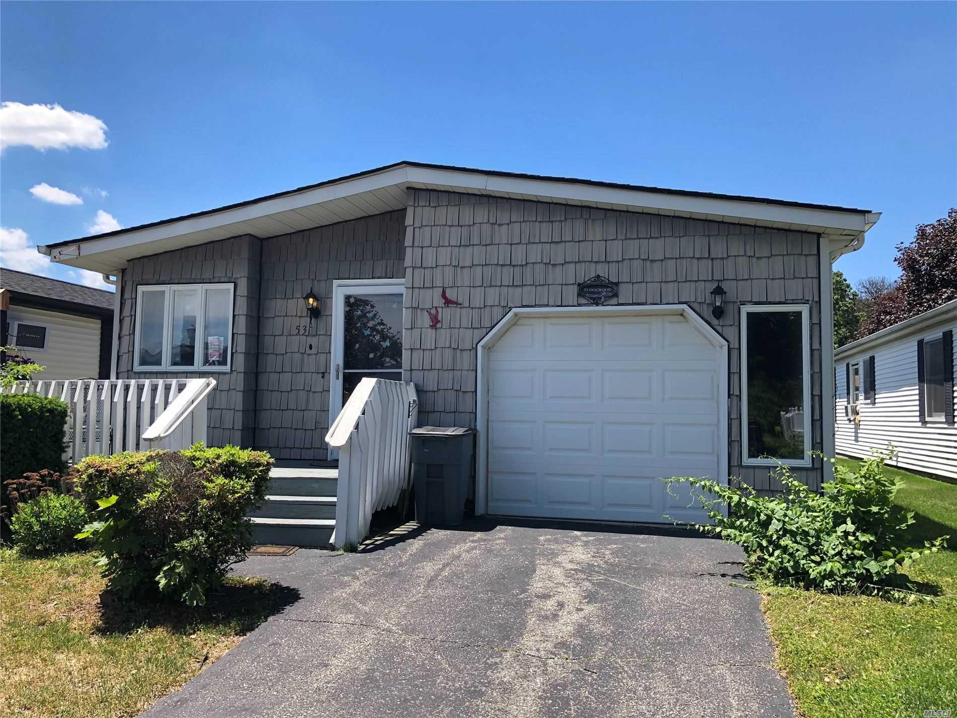 Property for sale at 53 Dogwood Lane, Manorville NY 11949, Manorville,  New York 11949