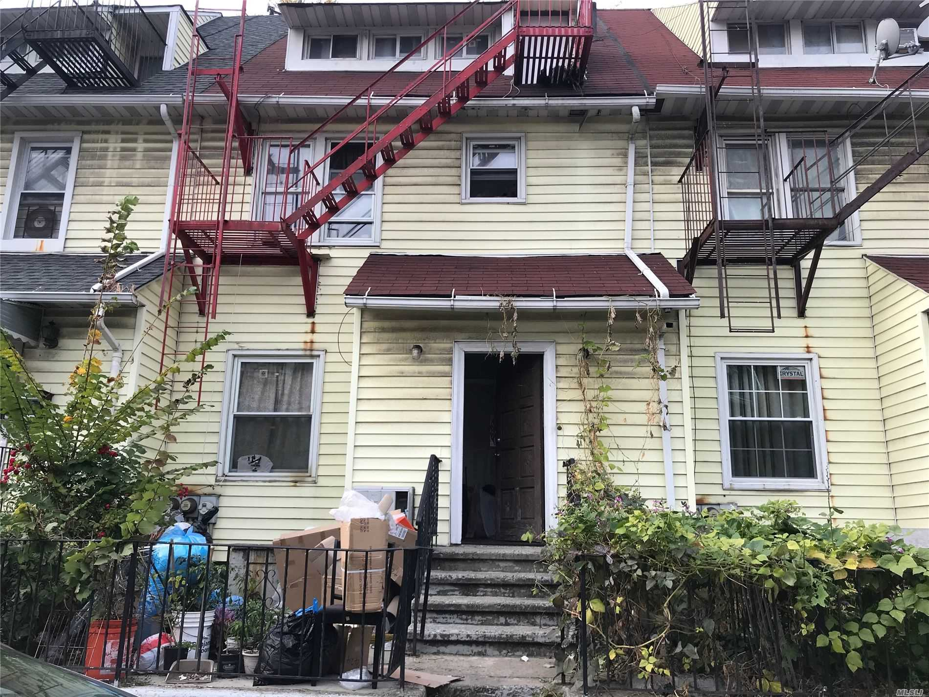Property for sale at 159-13 88th Avenue, Jamaica NY 11432, Jamaica,  New York 11432