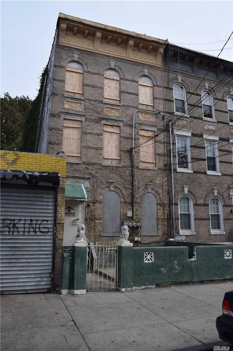 Three Family Wyona Street  Brooklyn, NY 11207, MLS-3176162-2