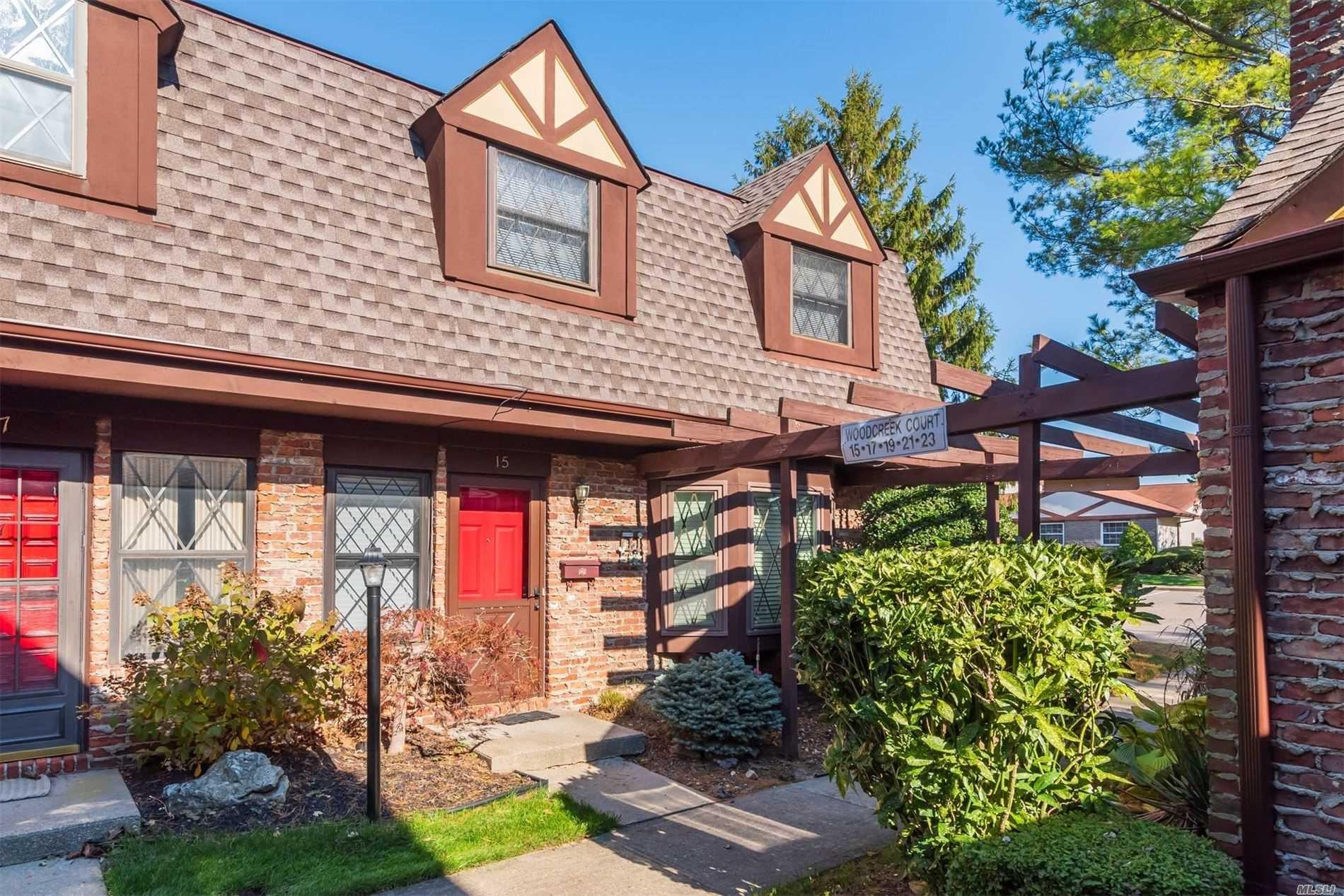 Property for sale at 15 Woodcreek Court, Deer Park NY 11729, Deer Park,  New York 11729