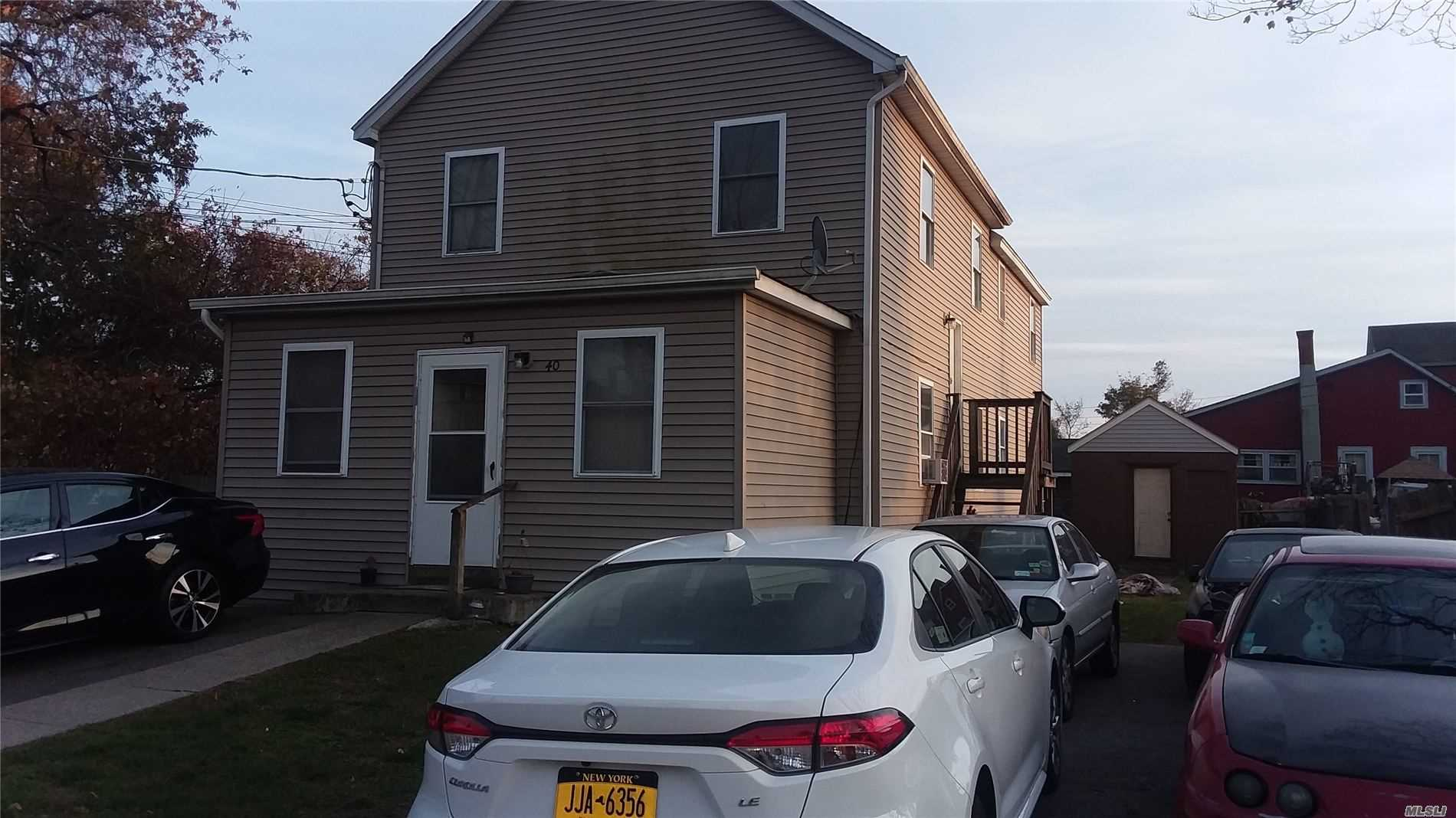 Property for sale at 40 Redington Street, Bay Shore NY 11706, Bay Shore,  New York 11706