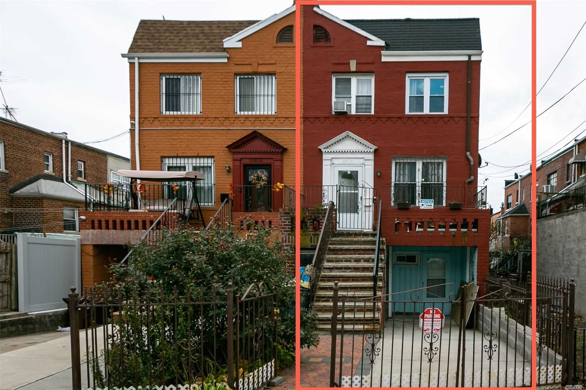 Property for sale at 208-10 Hillside Avenue, Queens Village,  New York 11427