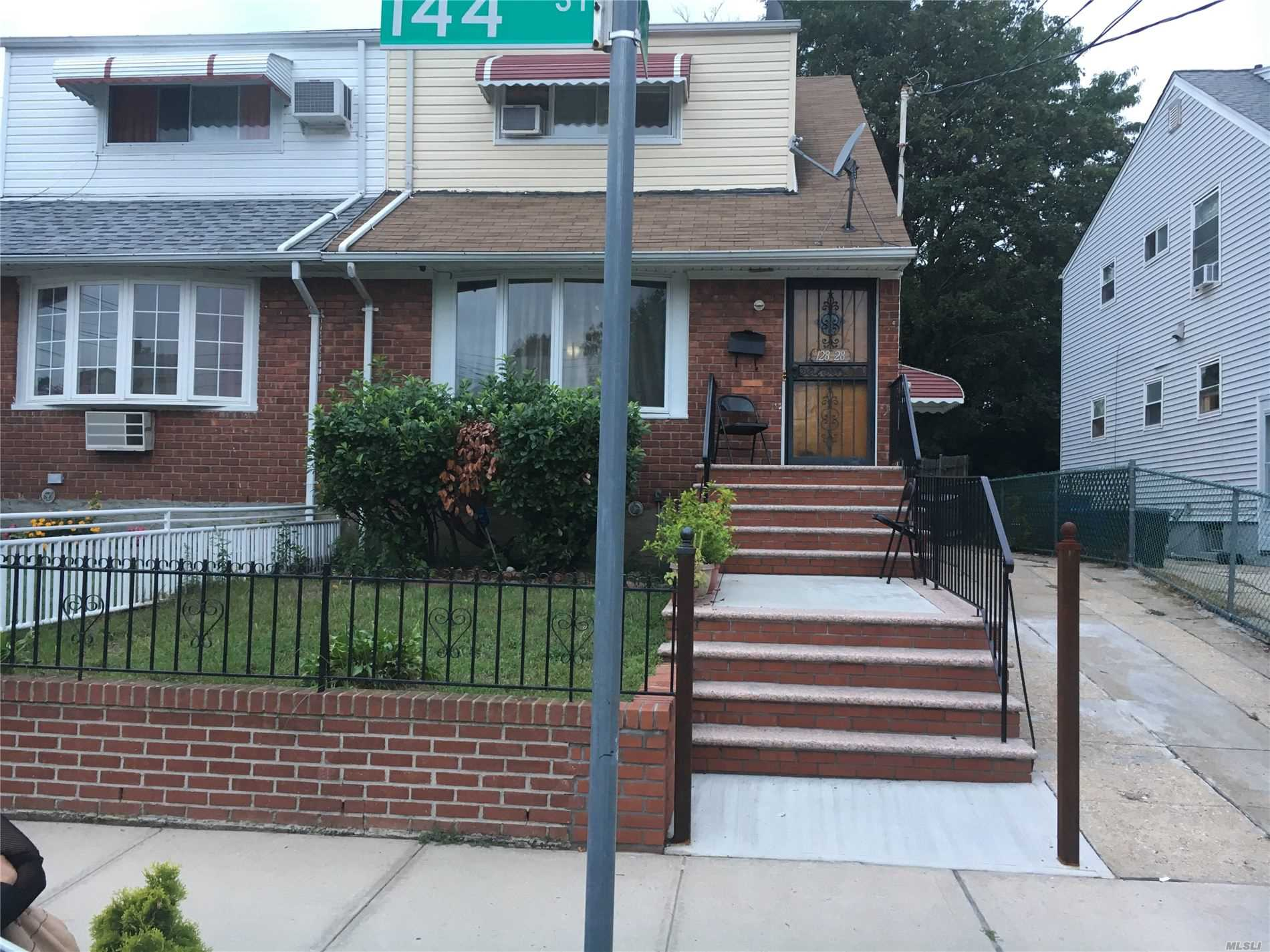 Property for sale at 128-28 144th Street, Jamaica NY 11436, Jamaica,  New York 11436