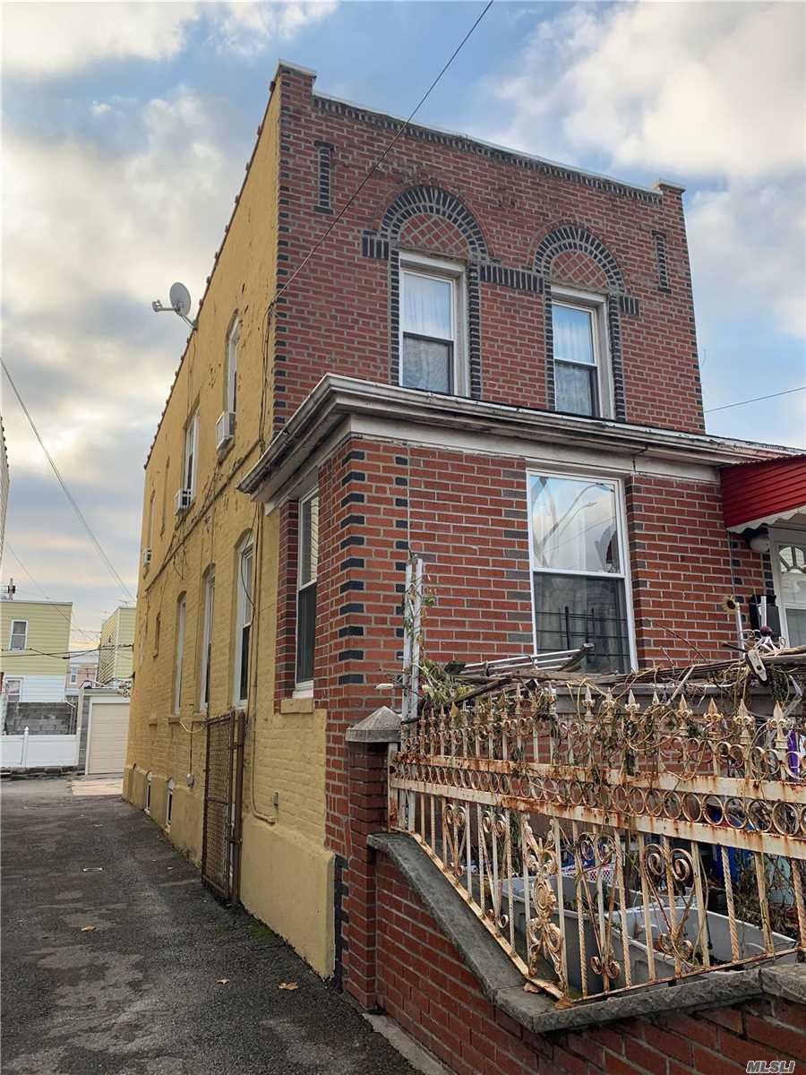 Property for sale at 378 Drew Street, Ozone Park NY 11416, Ozone Park,  New York 11416