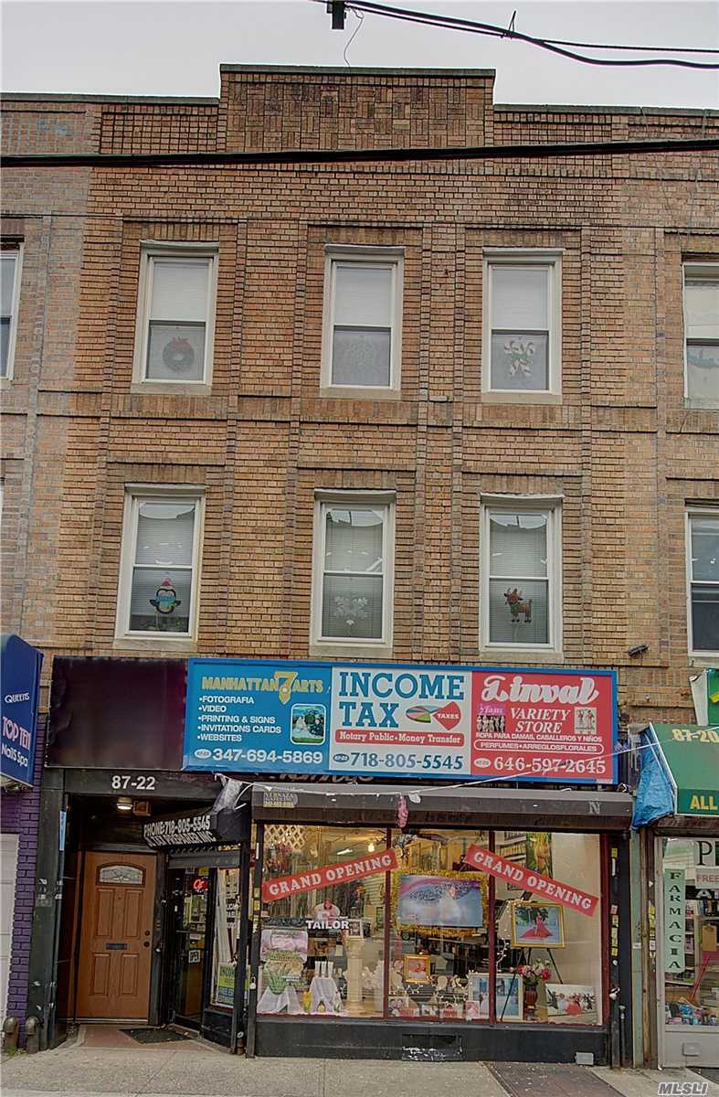 Property for sale at 8722 Jamaica Avenue, Woodhaven NY 11421, Woodhaven,  New York 11421
