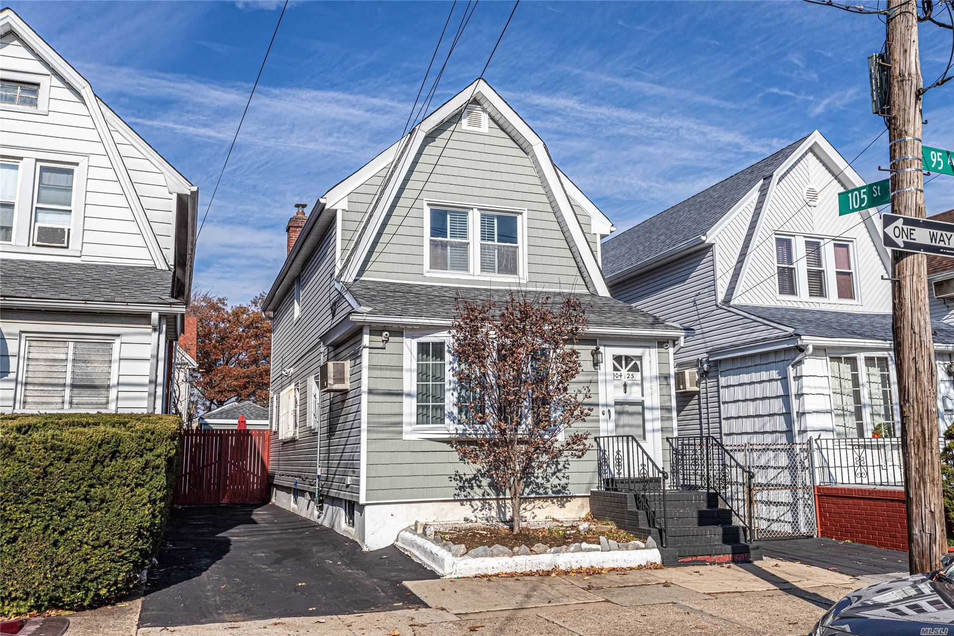 Property for sale at 104-25 95th Avenue, Ozone Park NY 11416, Ozone Park,  New York 11416