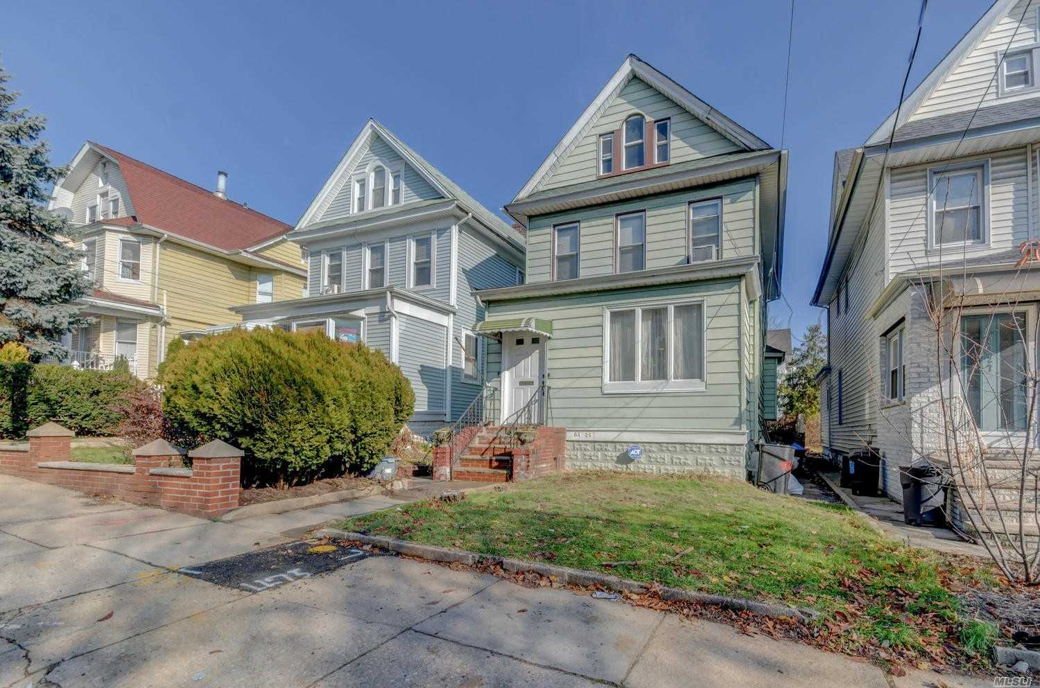 Property for sale at 84-25 107 Street, Richmond Hill NY 11418, Richmond Hill,  New York 11418