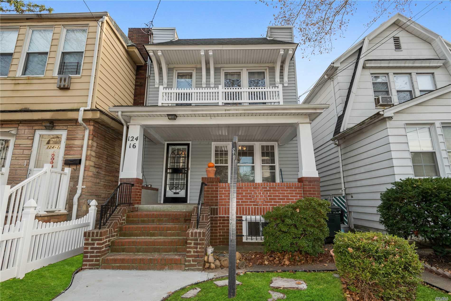 Property for sale at 124-16 85 Avenue, Kew Gardens NY 11415, Kew Gardens,  New York 11415