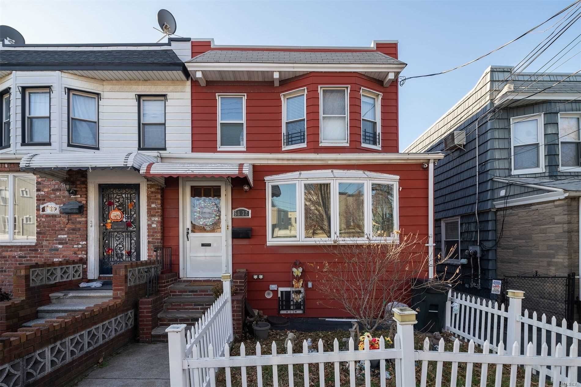 Property for sale at 58-32 69th Place, Maspeth NY 11378, Maspeth,  New York 11378