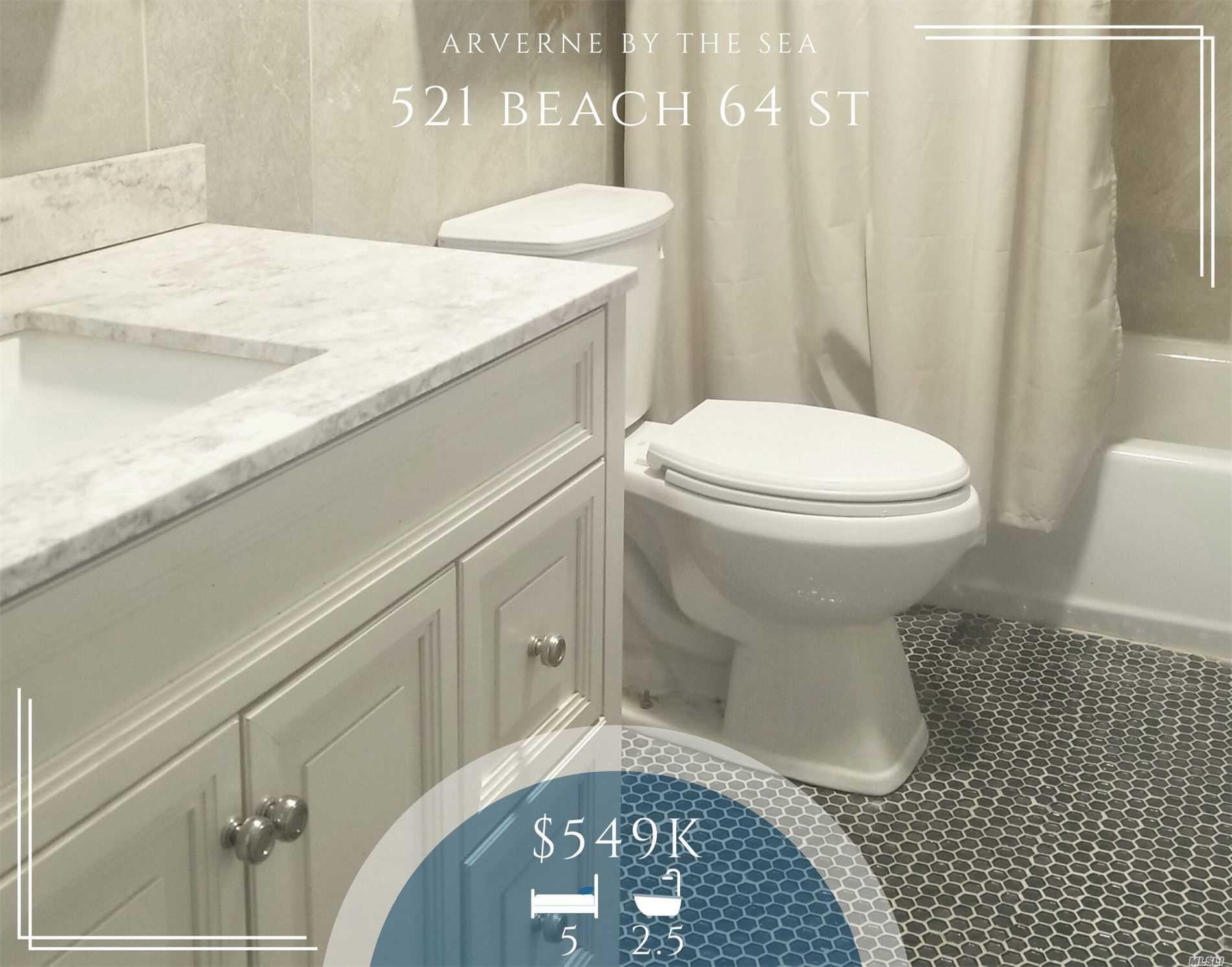 Property for sale at 521 Beach 64th Street, Arverne NY 11692, Arverne,  New York 11692