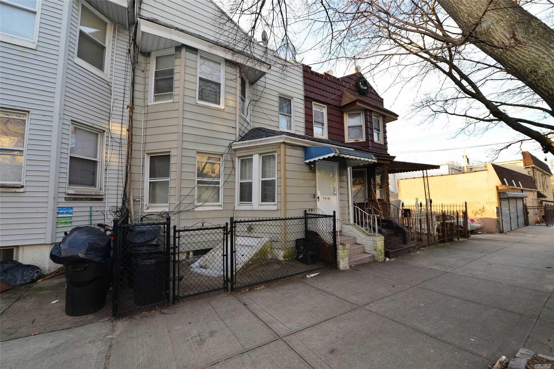 Property for sale at 79-18 60th Lane, Glendale NY 11385, Glendale,  New York 11385
