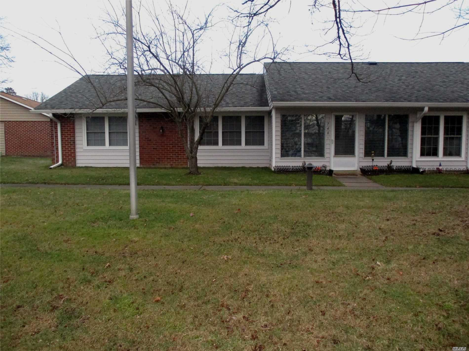 Property for sale at 74A Enfield Court # 74A, Ridge NY 11961, Ridge,  New York 11961