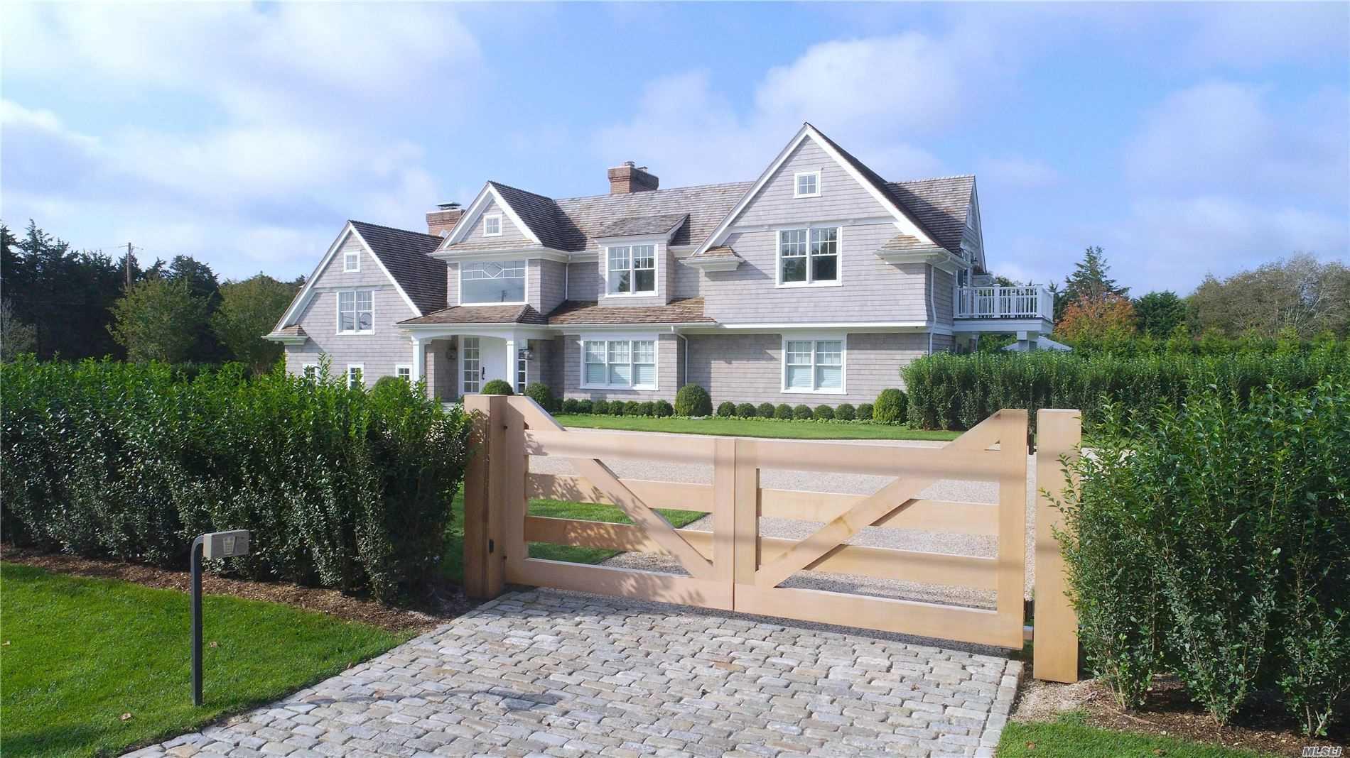 13 Beach Lane, Quogue, New York 11959, 6 Bedrooms Bedrooms, ,5 BathroomsBathrooms,Residential,For Sale,Beach,3190810
