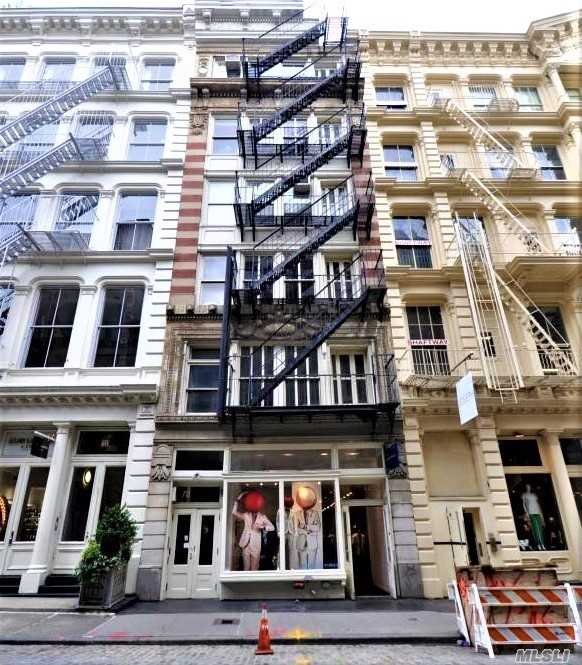 78 Greene St, Out Of Area Town, New York 10012, ,Commercial,For Sale,Greene St,3190978