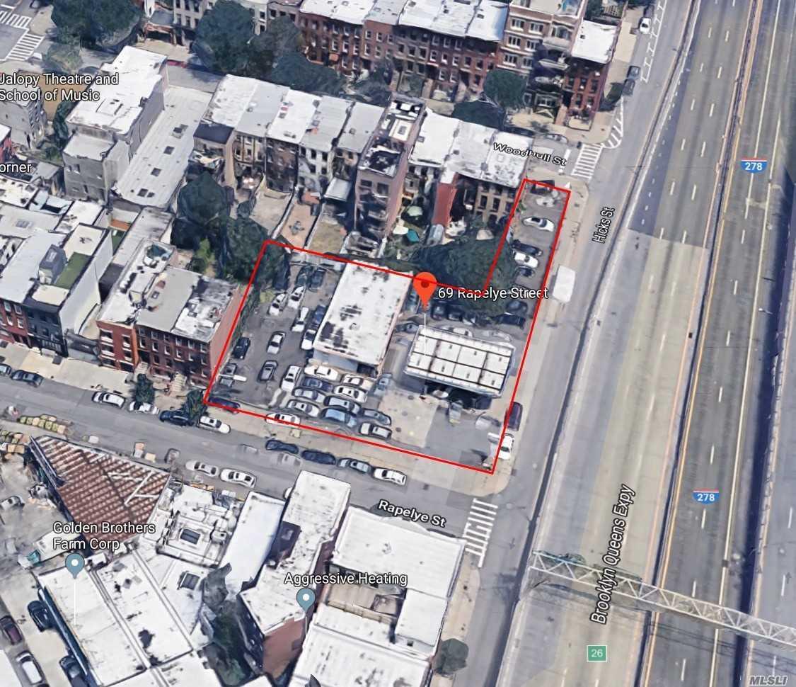 69 Rapelye, Brooklyn, New York 11231, ,Commercial,For Sale,Rapelye,3191687