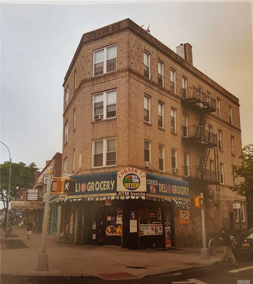 76-11 Broadway, Elmhurst, New York 11373, ,Commercial,For Sale,Broadway,3193614