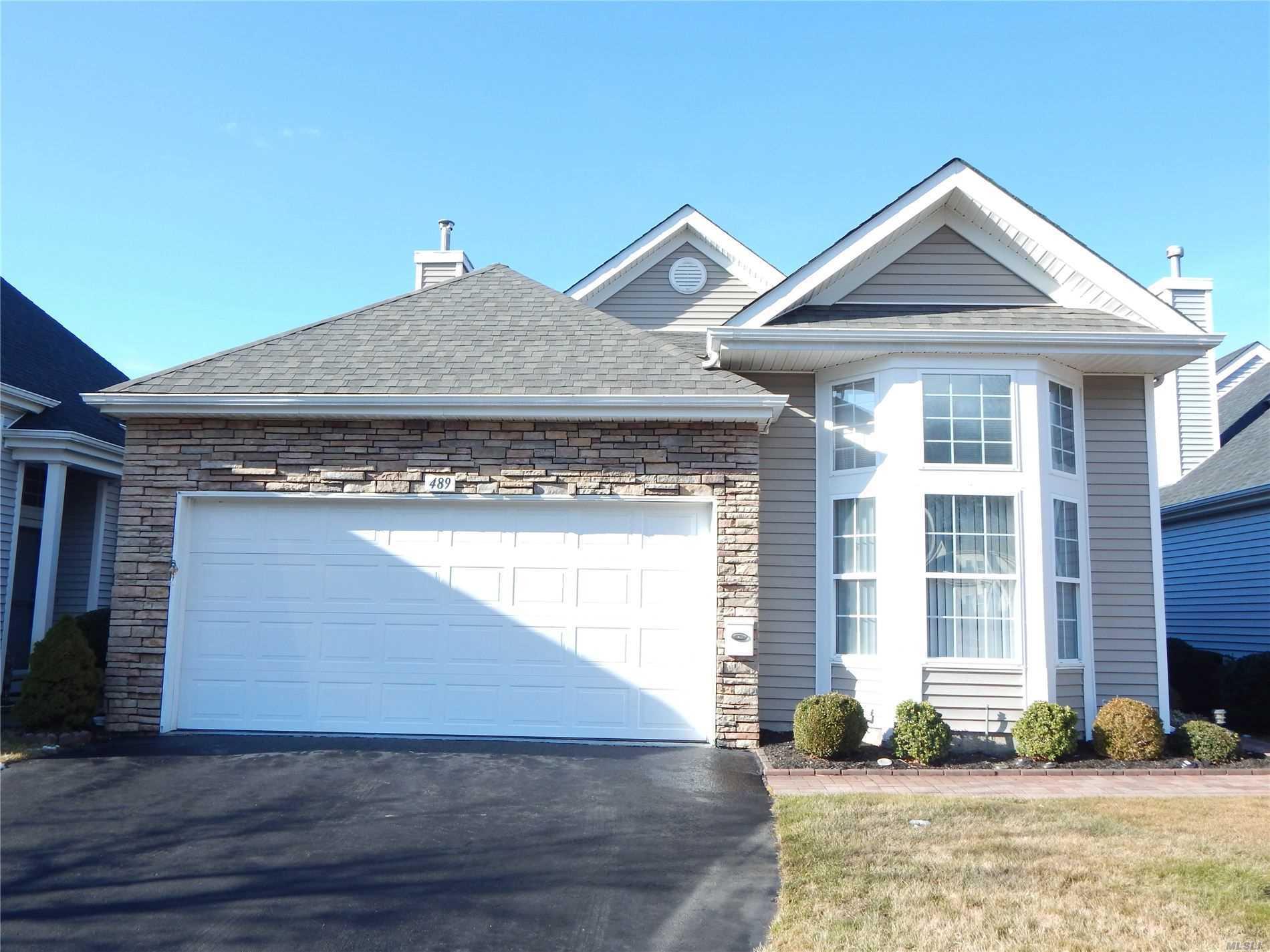 Property for sale at 489 Leisure Drive # 489, Ridge NY 11961, Ridge,  New York 11961