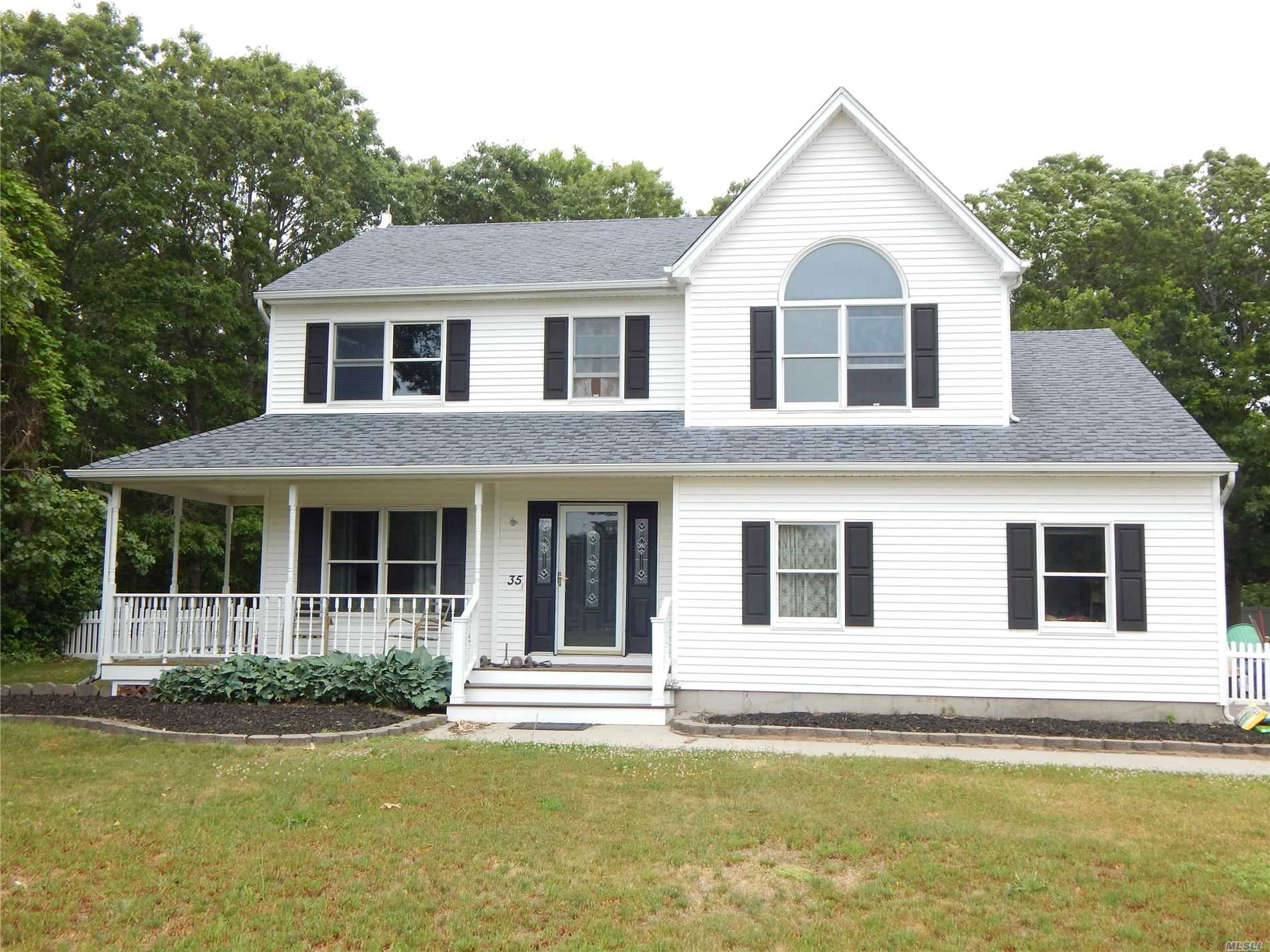 35 Fairway Drive, Wading River NY 11792