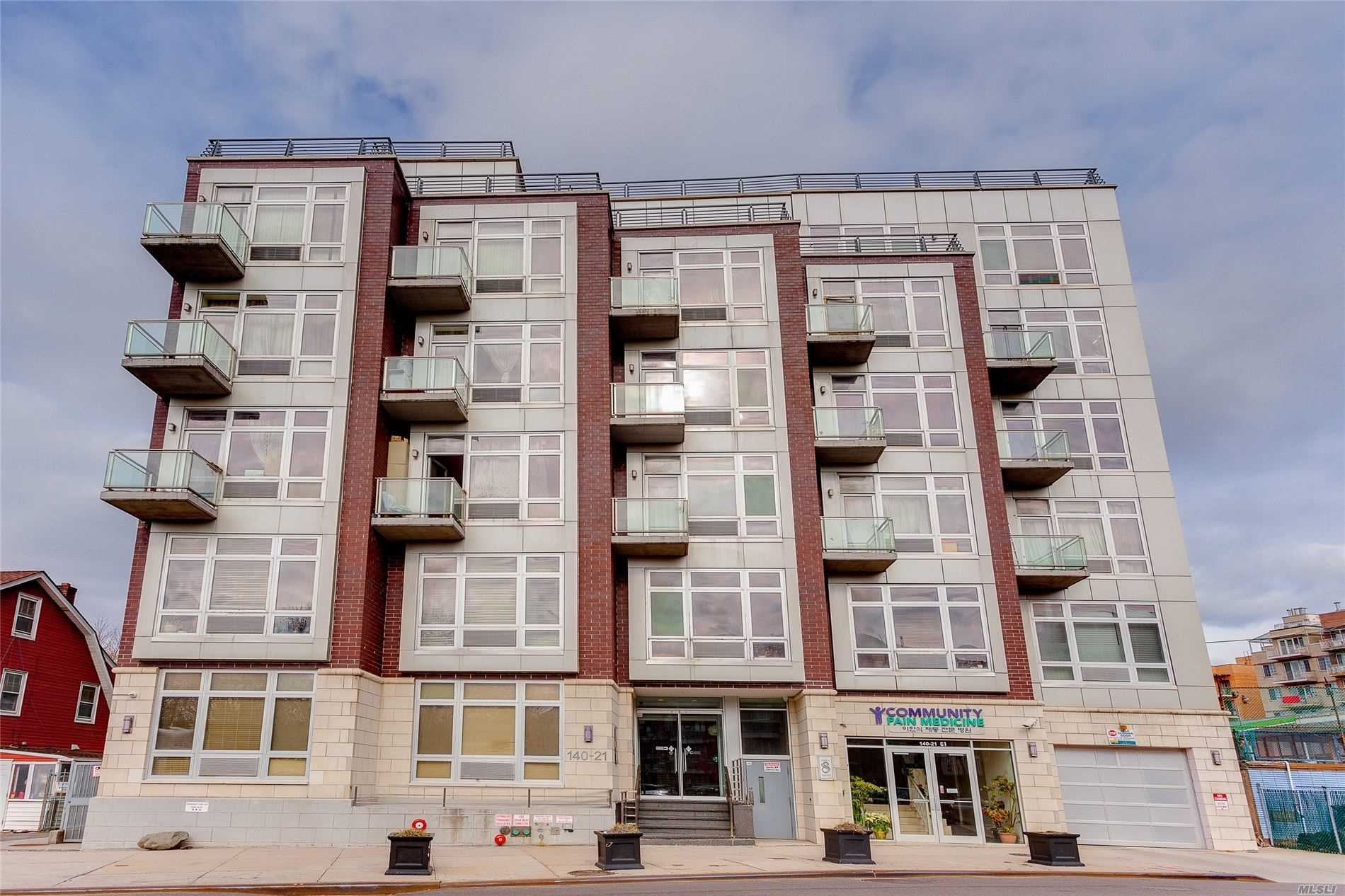 Property for sale at 140-21 32 Avenue Unit: 5B-S, Flushing,  New York 11354