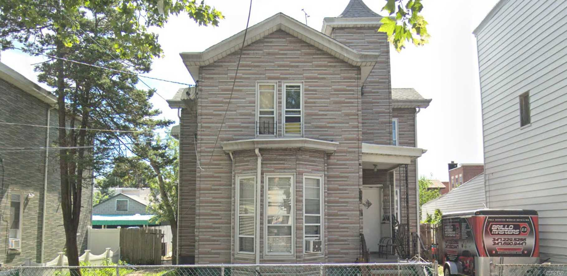 Property for sale at 9514 93rd Street, Ozone Park NY 11416, Ozone Park,  New York 11416