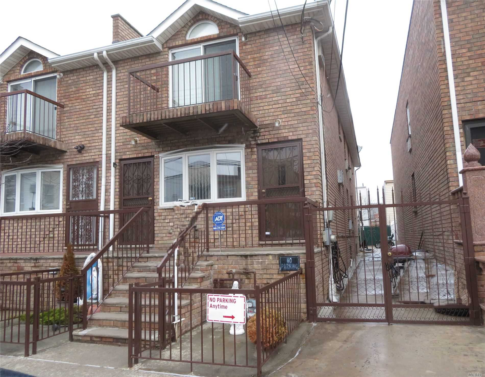 Property for sale at 54-11 72nd Street, Maspeth,  New York 11378