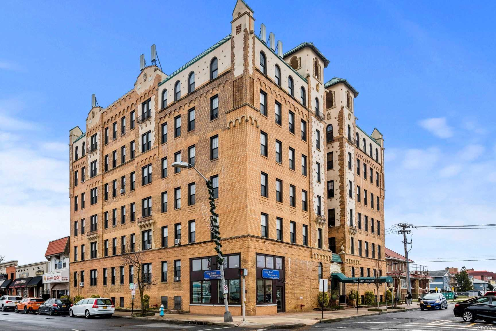 Property for sale at 310 Riverside Boulevard Unit: 2A, Long Beach,  New York 11561