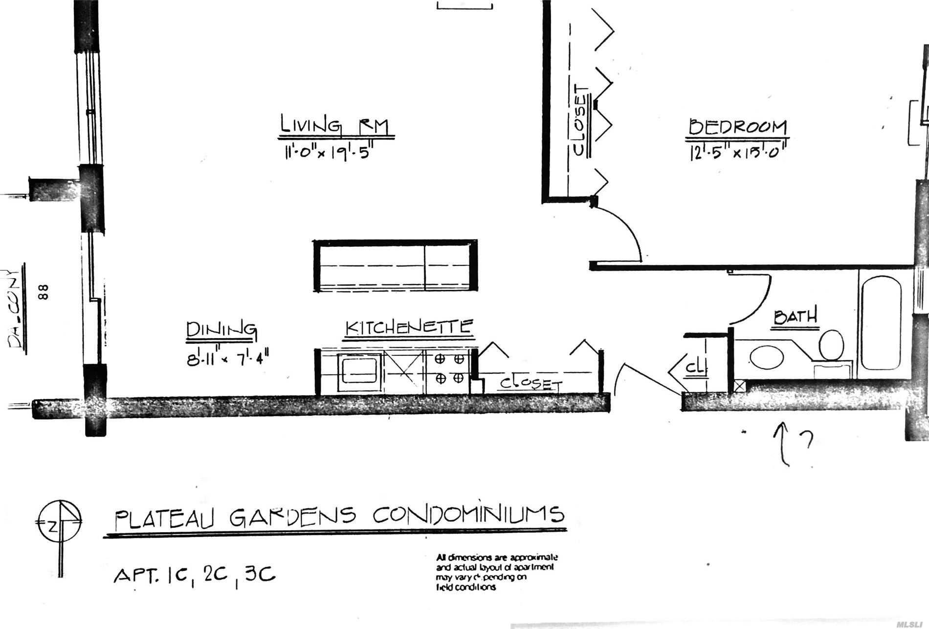 Property for sale at 65-31 52nd Avenue # 1C, Maspeth NY 11378, Maspeth,  New York 11378