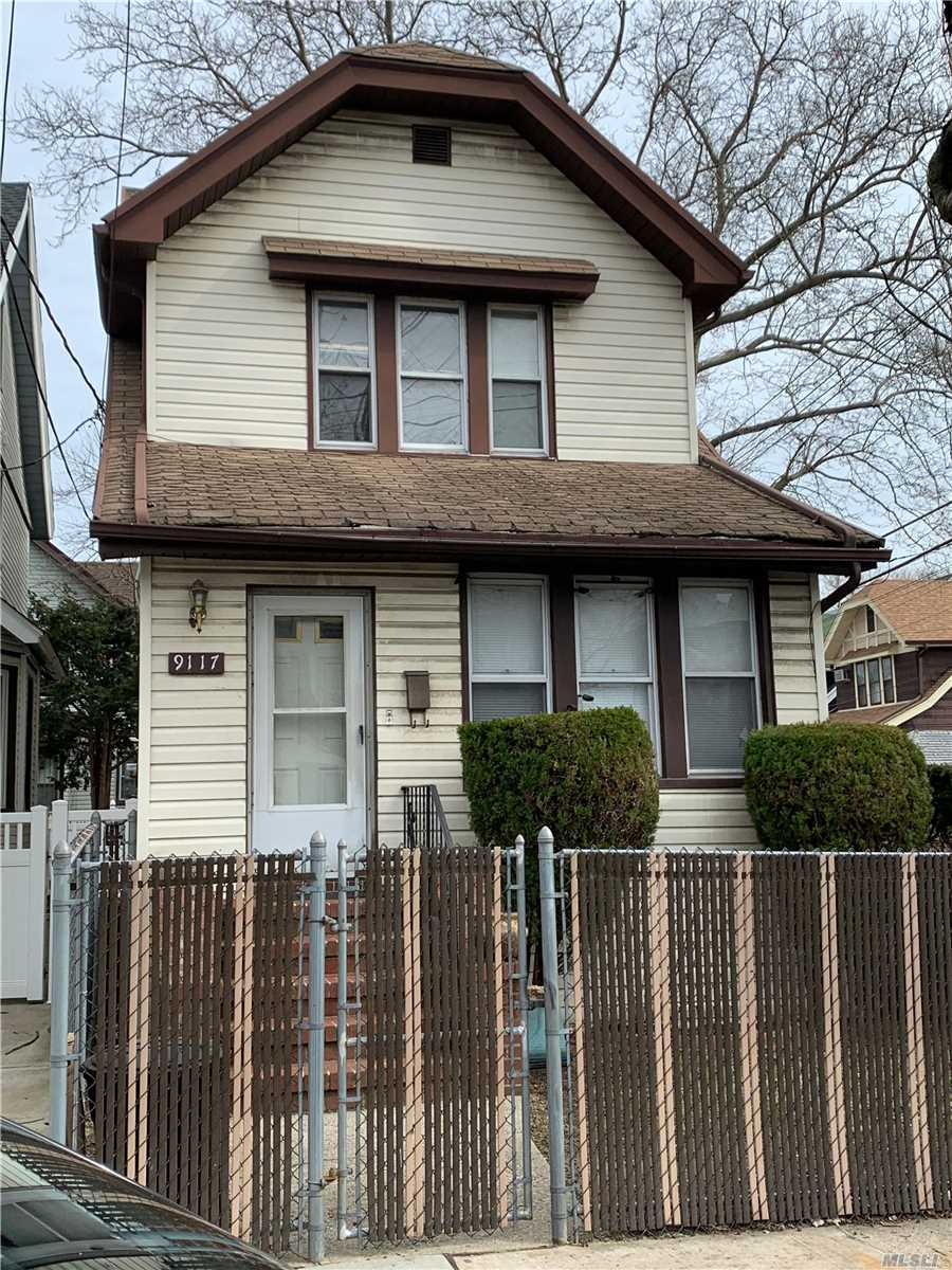 Property for sale at 91-17 96th Street, Woodhaven,  New York 11421