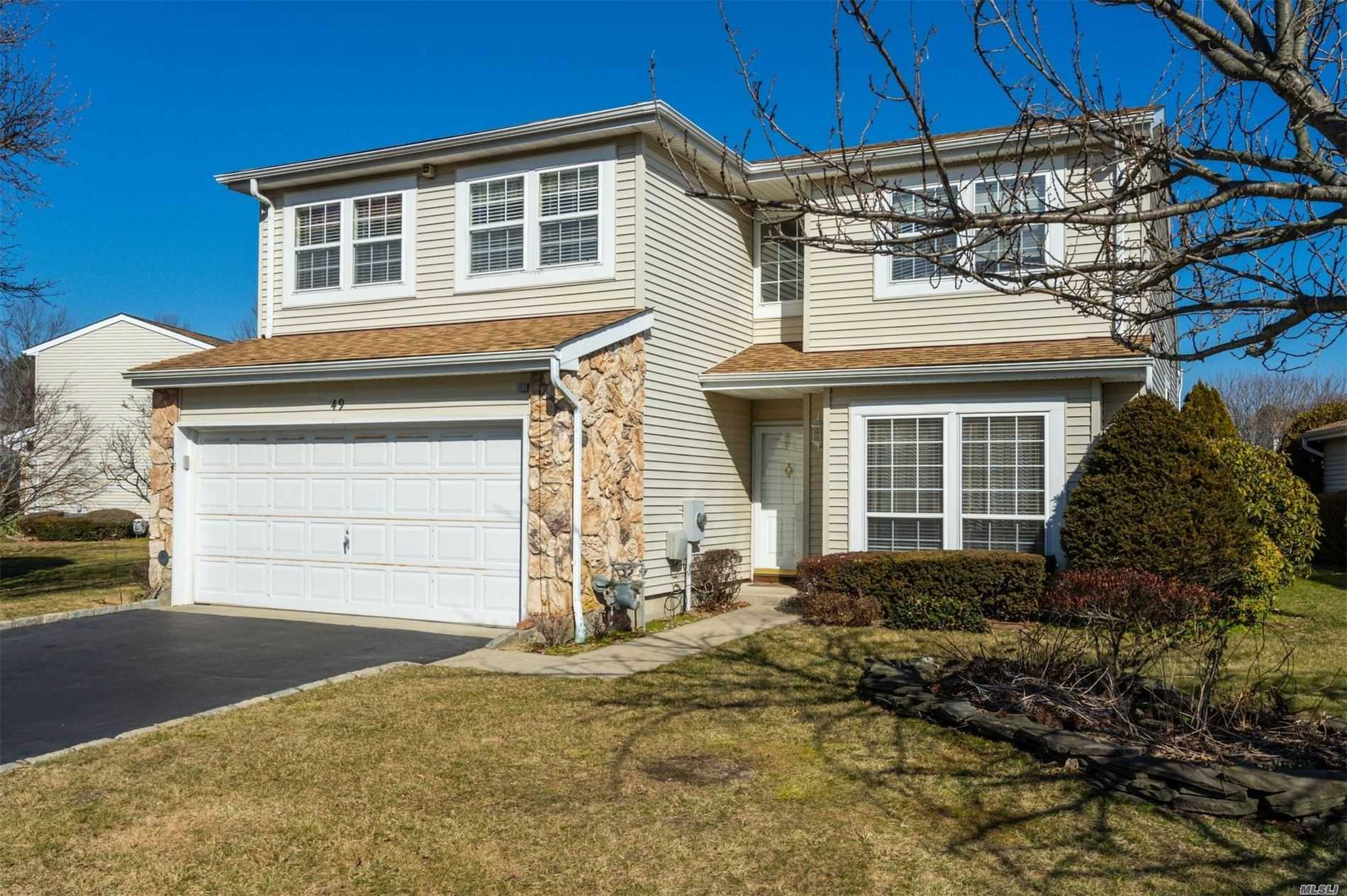 Property for sale at 49 Colony Drive, Holbrook NY 11741, Holbrook,  New York 11741