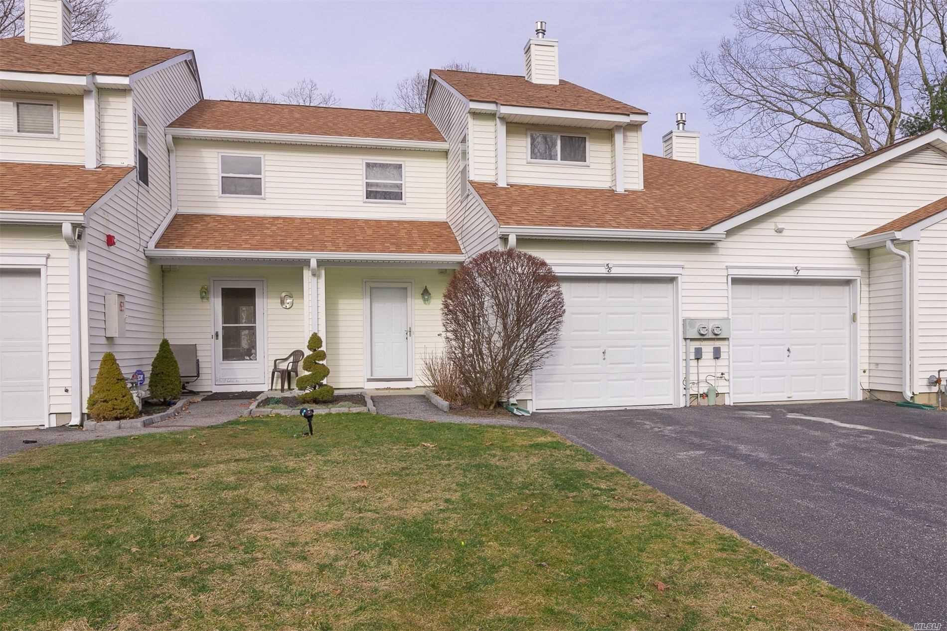 Property for sale at 58 Cobbleridge Lane, Manorville NY 11949, Manorville,  New York 11949