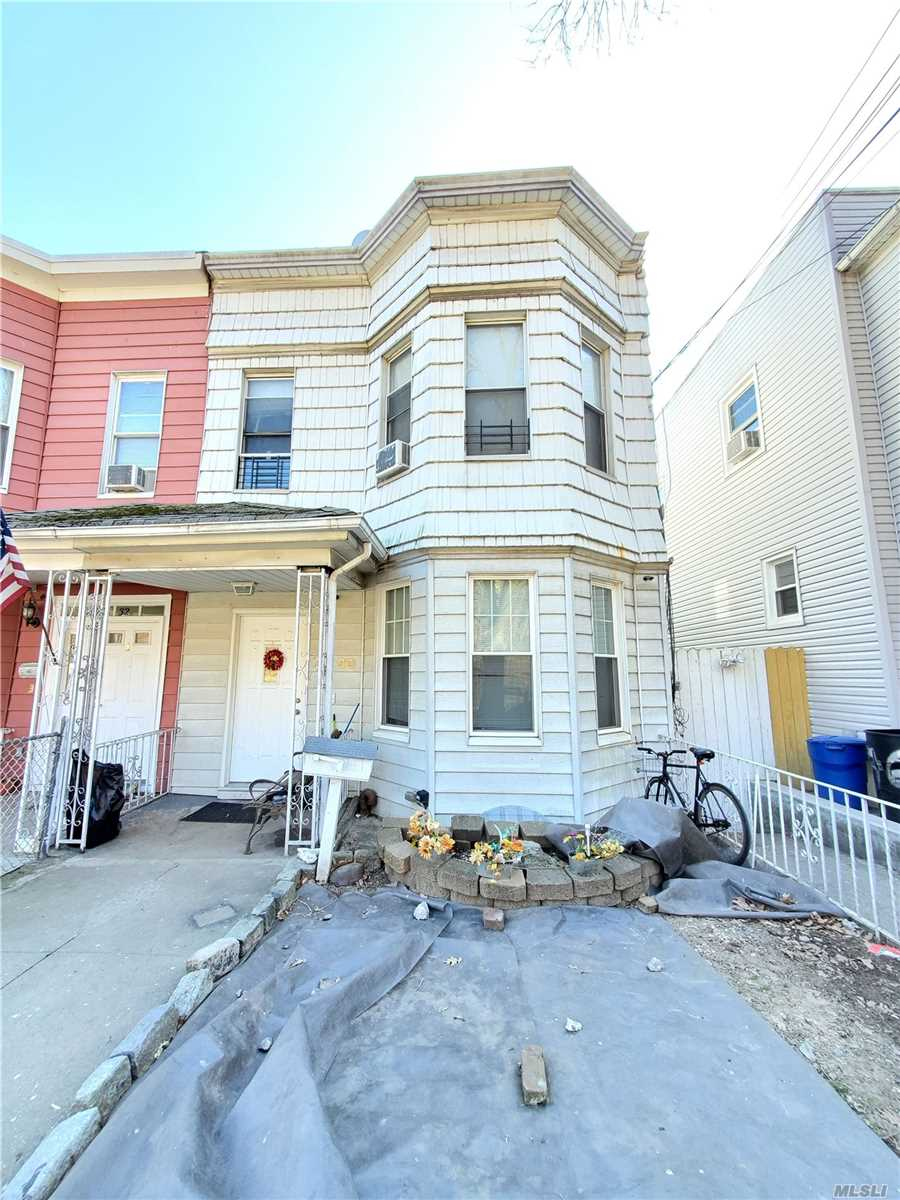 Two Family in Woodhaven - Park Lane South  Queens, NY 11421