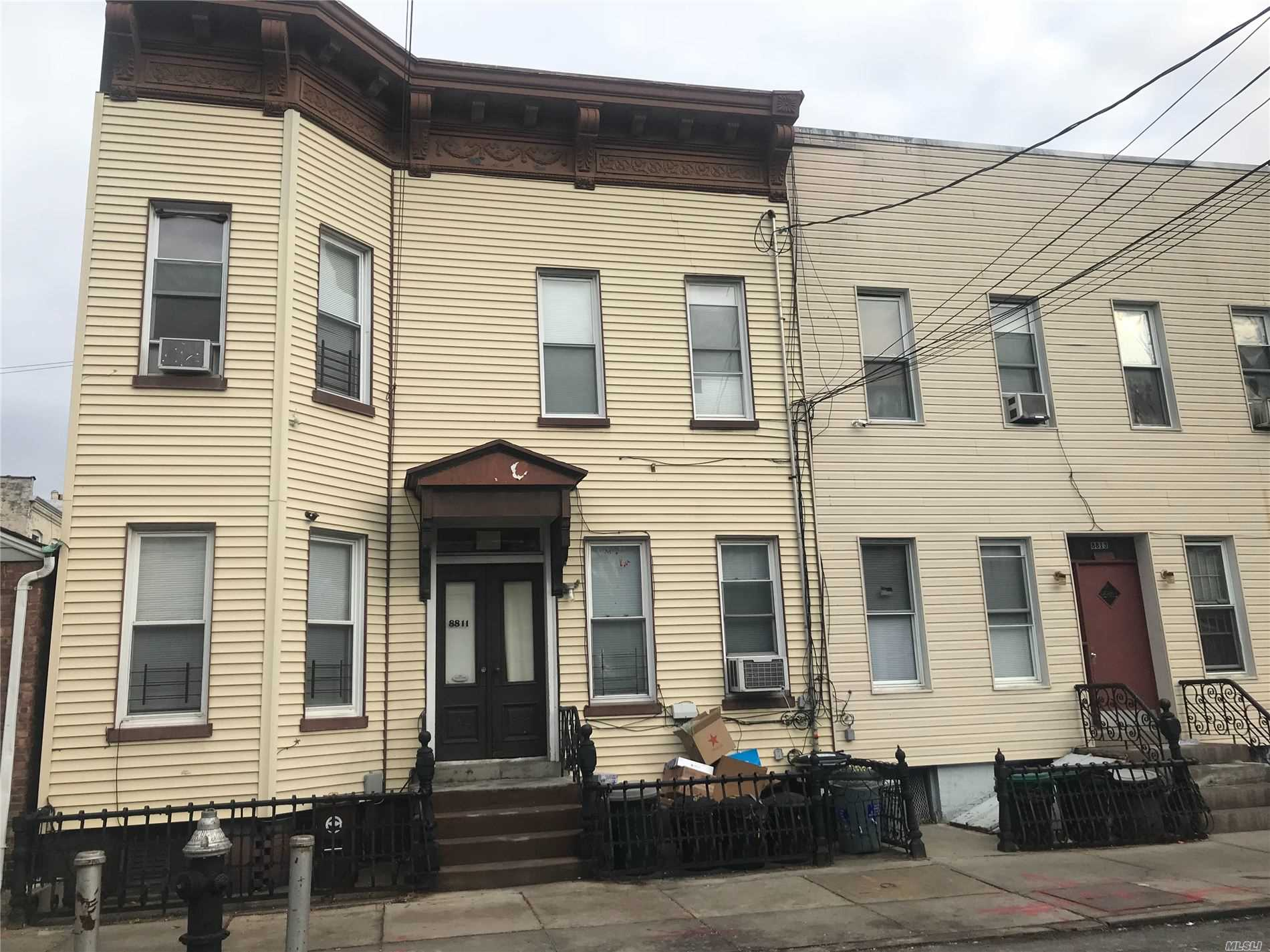 Property for sale at 88-11 85th Street, Woodhaven,  New York 11421