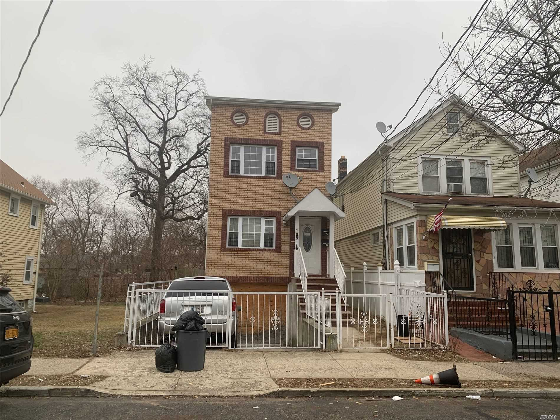 Property for sale at 108-19 164th Place, Jamaica,  New York 11433