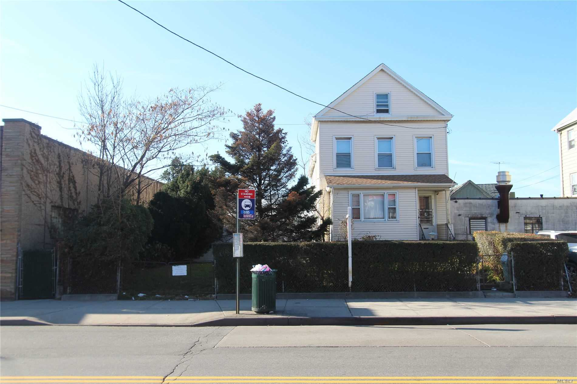 Property for sale at 23-06 College Point Boulevard, College Point,  New York 11356