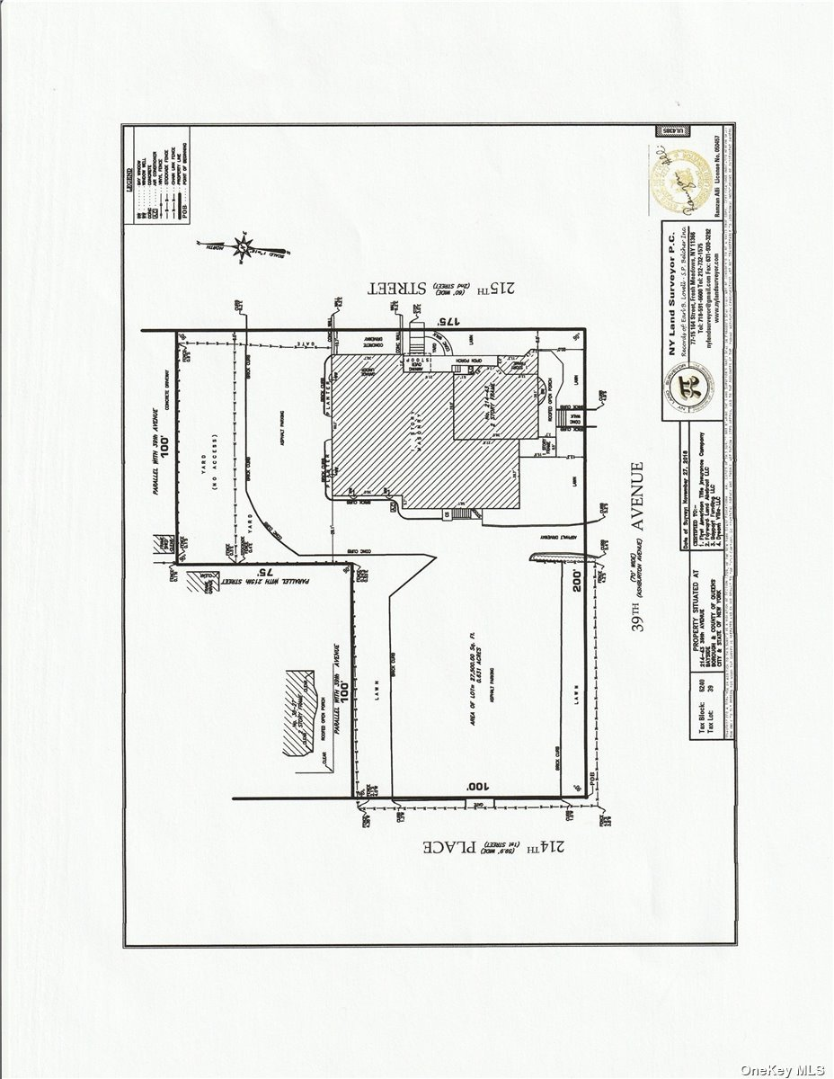 Land 39th Avenue  Queens, NY 11361, MLS-3203678-3