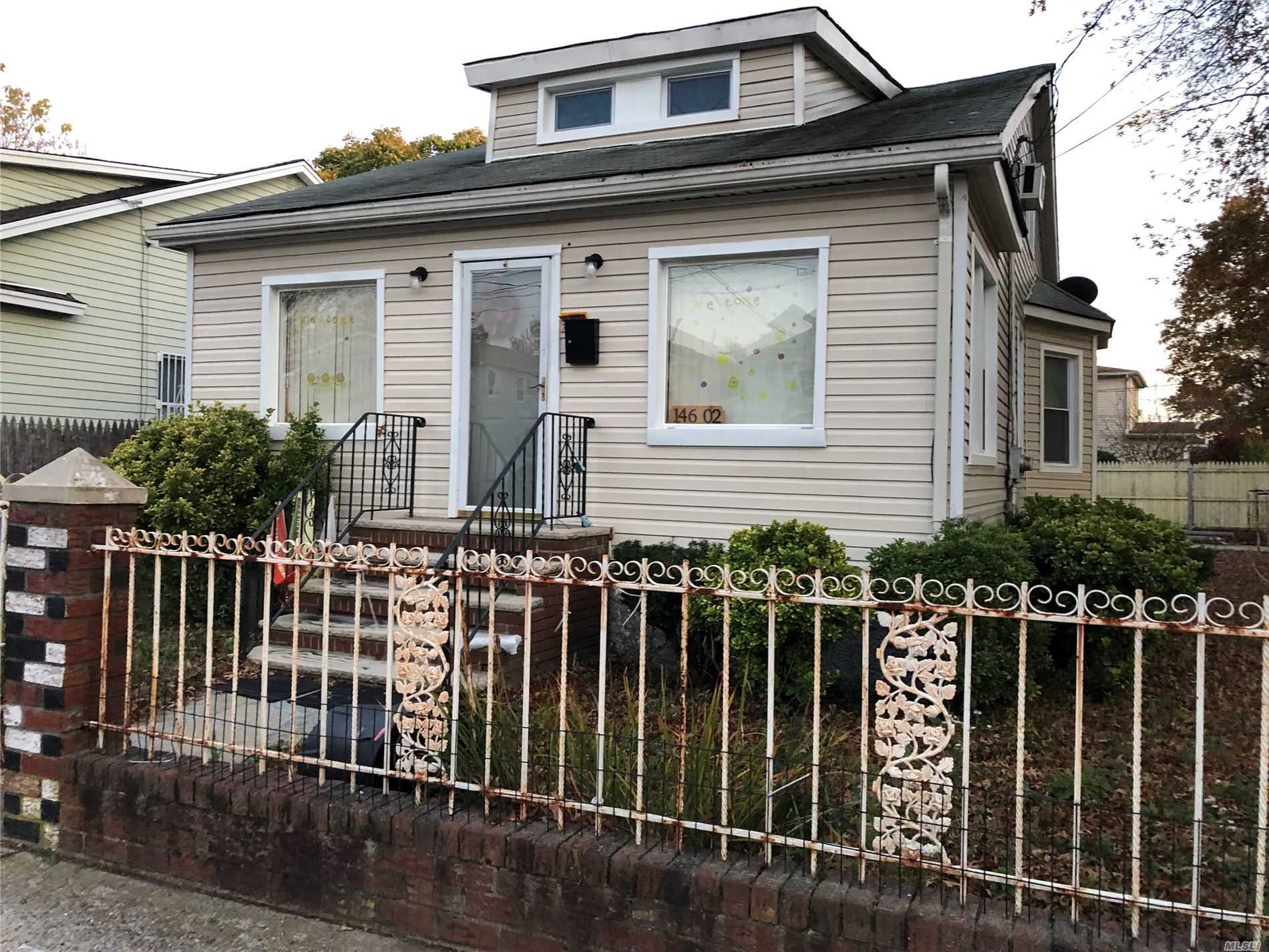 Property for sale at 146-02 120th Avenue, Jamaica NY 11436, Jamaica,  New York 11436