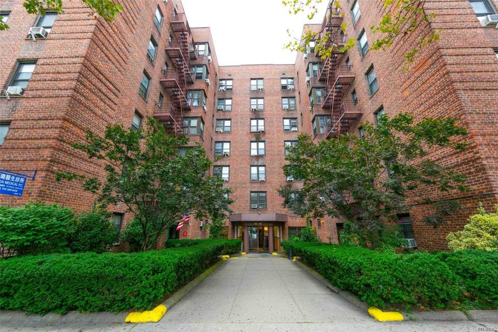 Property for sale at 84-25 Elmhurst Avenue # V, Elmhurst NY 11373, Elmhurst,  New York 11373